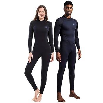 Dark Lightning Premium Neoprene Windsurfing Wetsuit