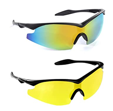 7b6dabb330 Image Unavailable. Image not available for. Color  Bell + Howell Tac Glasses  ...