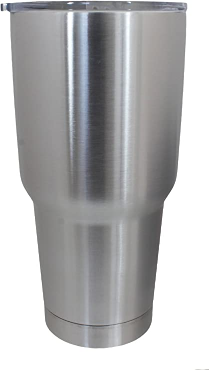 RecPro 30 Oz Tumbler Vacuum Insulated 18//8 Stainless Steel Cup with Splash Proof for sale online