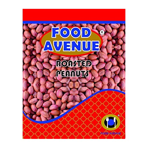 Roasted Peanuts with Vacuum Packing - Pack of 500 gm