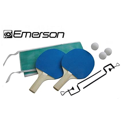 Superbe Emerson Tabletop Ping Pong Game Set