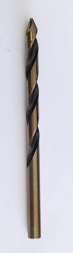 "drill bit for plexiglass acrylic lexan 1//4  /"""
