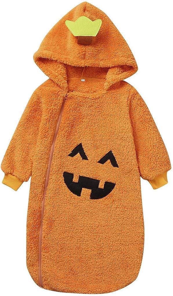 Disfraz Halloween Bebe Niña Niño Calabaza Peleles My First ...