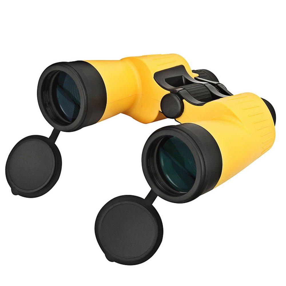 DUYIプレミアム7 x 50防水耐衝撃双眼、イエロー&ブラック B01A0F5RES