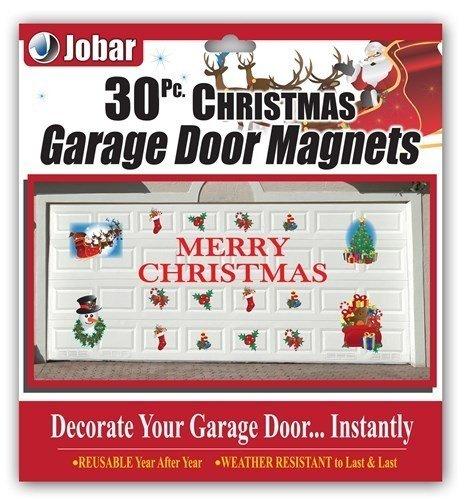 Merry Christmas Door (Merry Christmas Garage Door Decals)