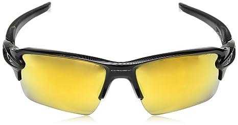 8cf2438d1f Amazon.com  Oakley Flak 2.0 XL Prizm Polarized Sunglasses - Men s  Clothing
