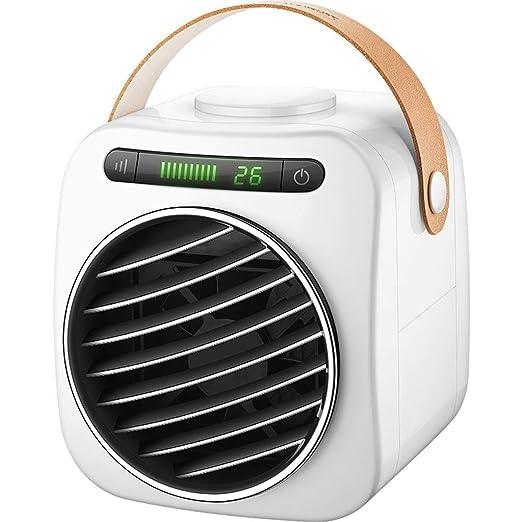 Mini Ventilador de enfriamiento Aire Acondicionado móvil pequeño ...