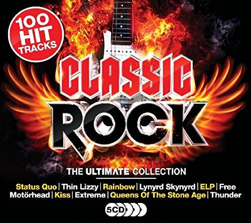 Ultimate Classic Rock (5Cd Box)