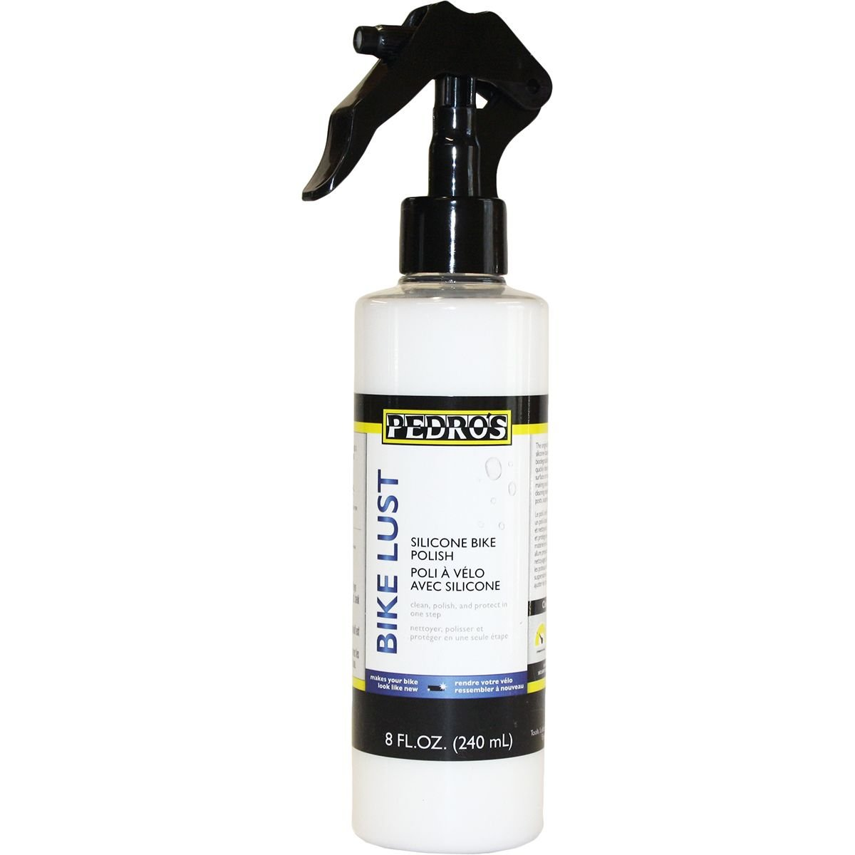 Pedro's Bike Lust Polish and Cleaner One Color, 16oz