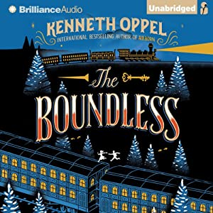 The Boundless Audiobook
