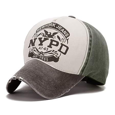 kyprx Sombreros de cubeta para Hombres Sombrero de cubeta para ...