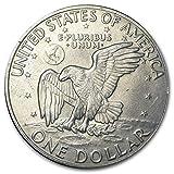 1971 S Silver Eisenhower Ike Dollar $1 Brilliant