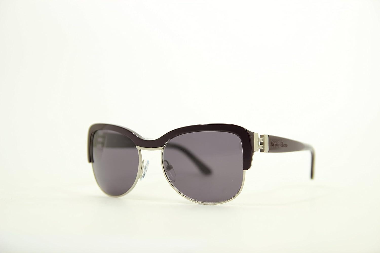 Pedro del Hierro PH-27156-155 Gafas de sol, Purple/Silver, 56 para Mujer