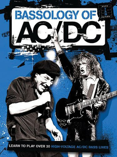 Bassology of AC/DC (Music Sales America)