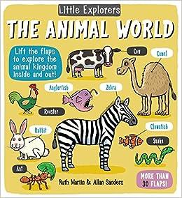 Descargar Utorrent Castellano Little Explorers: The Animal World Pagina Epub