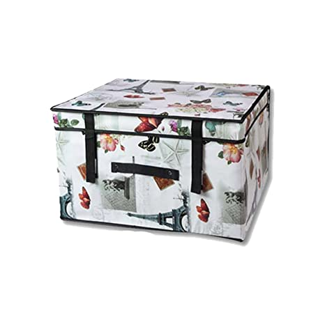 Caja Organizador de Ropa, Toallas, sabanas, Zapatos etc