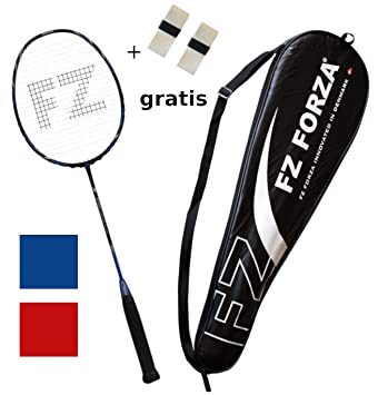 5aa77fcf8ff FZ FORZA - Badminton racket Airflow 74 Lite - very light full graphite  racquet for great