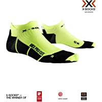X-Socks Bike Pro Cut Socks, Unisex Adulto, Opal