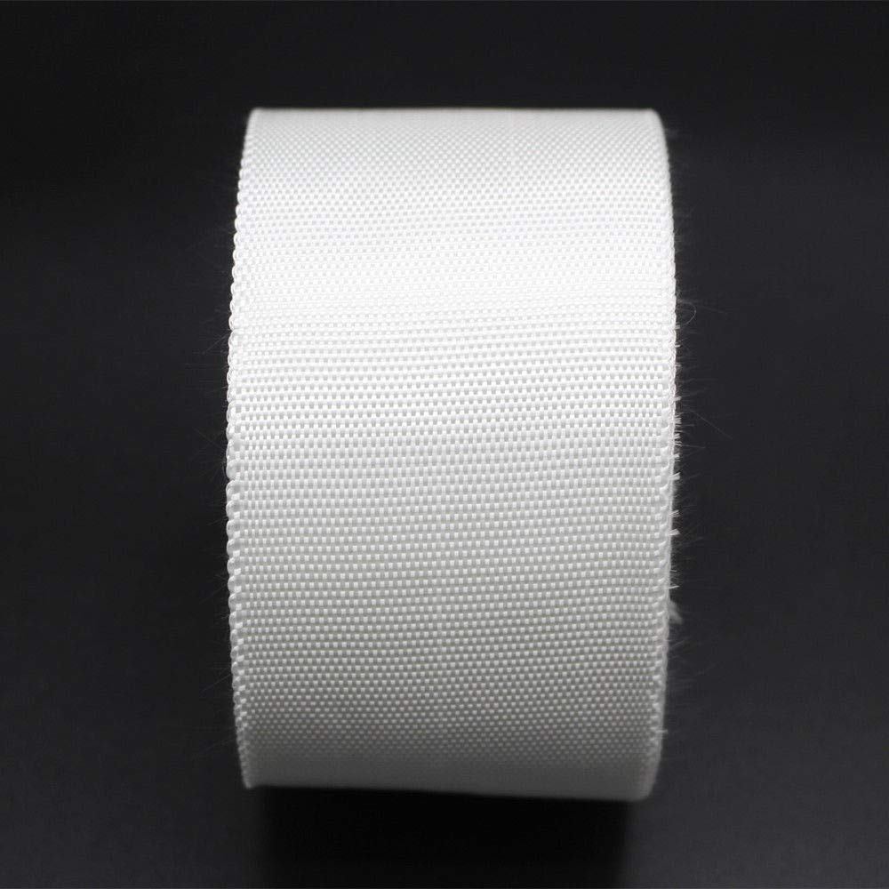 YIKAI Fiberglass Cloth Tape, Glass Fiber Mesh Joint Tape Plain Weave Reinforcement E-Glass Size 4'' x 131' (10cm x 40m)
