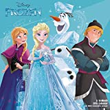 Disney Frozen Wall Calendar (2019)