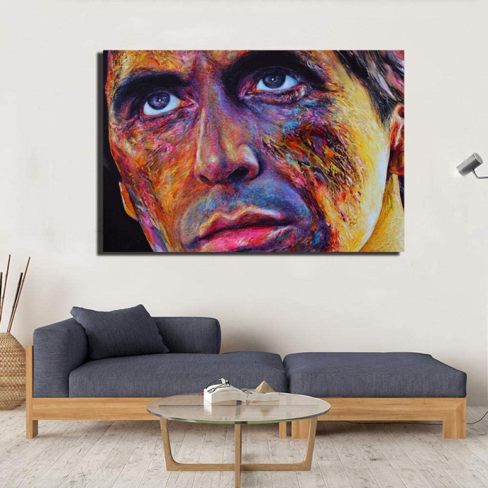 HD Print Oil Painting Decor Art on Canvas  Marvel Studios The First Ten Years