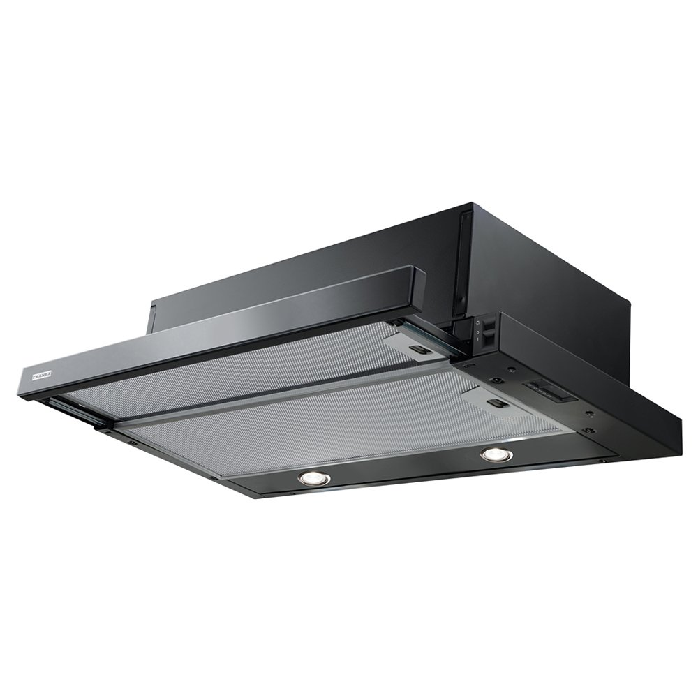 Franke 110.0439.279 FTC 601 BK GL Drawer Cooker Hood [Energy Class D]