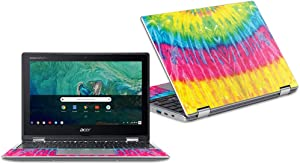 "MightySkins Skin Compatible with Acer Chromebook Spin 11"" CP311 - Tie Dye 2 