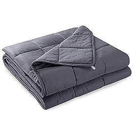 ウェイトブランケット 7kg 123×183 cm(体重55~100kgに適しています) 重い 布団 加重ブランケット 加重毛布 重い ブランケット 毛布 加重 深い睡眠 掛き布団 増量タイプ 圧力ブランケット 不眠症対策 ストレスを吹き飛ばせ アメリカで 快眠 快適な睡眠環境をづくる
