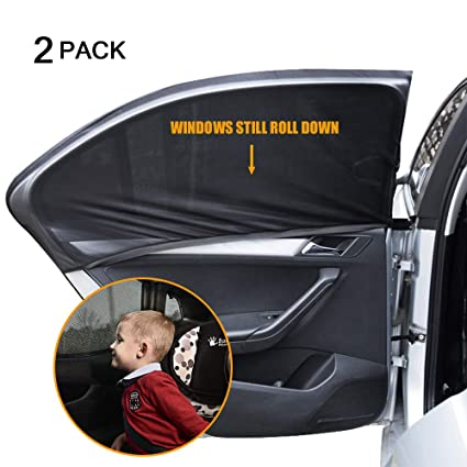 Baby Kids Childs Car Seat Cover Sun Shade UV Protector Dust Heat Insulation C