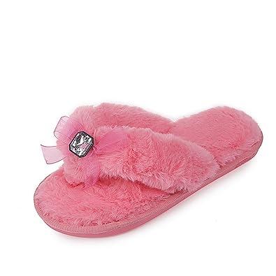 a3f14a484 Adorab-Shoes Chausson Chaussures Pantoufles Sandales Accueil Femelle ...