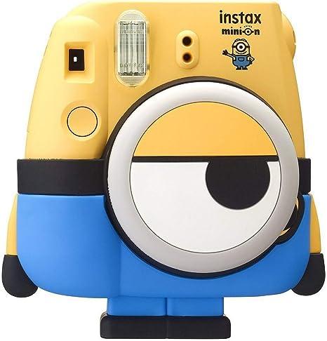 Fujifilm Instax Mini 8 Minion - Cámara instantánea: Amazon.es ...