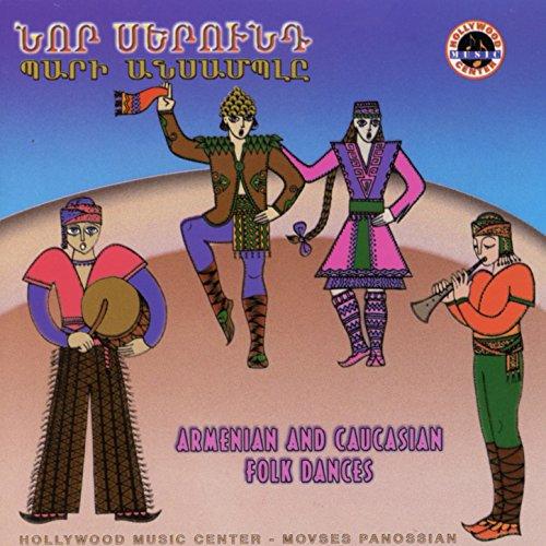 Armenian and Caucasian Folk Dances