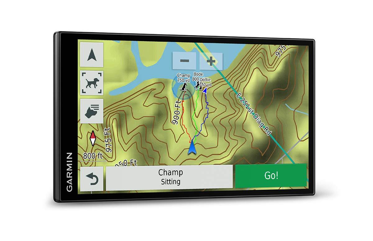 Garmin Drivetrack 71- in-Vehicle Dog Tracking and GPS Navigator, 010-01982-00 by Garmin