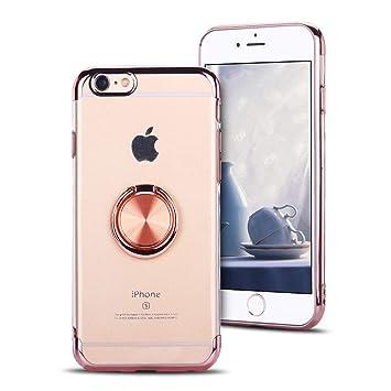 MOEVN iPhone 6S Plus Funda Carcasa Transparente para iPhone ...