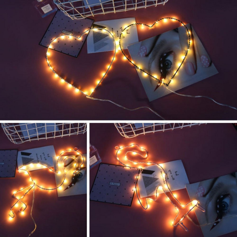 MyEasyShopping Party Decoration Window Picture 3D LED Table Night Light White House