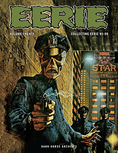 Eerie Archives Volume 20: Collecting Eerie -