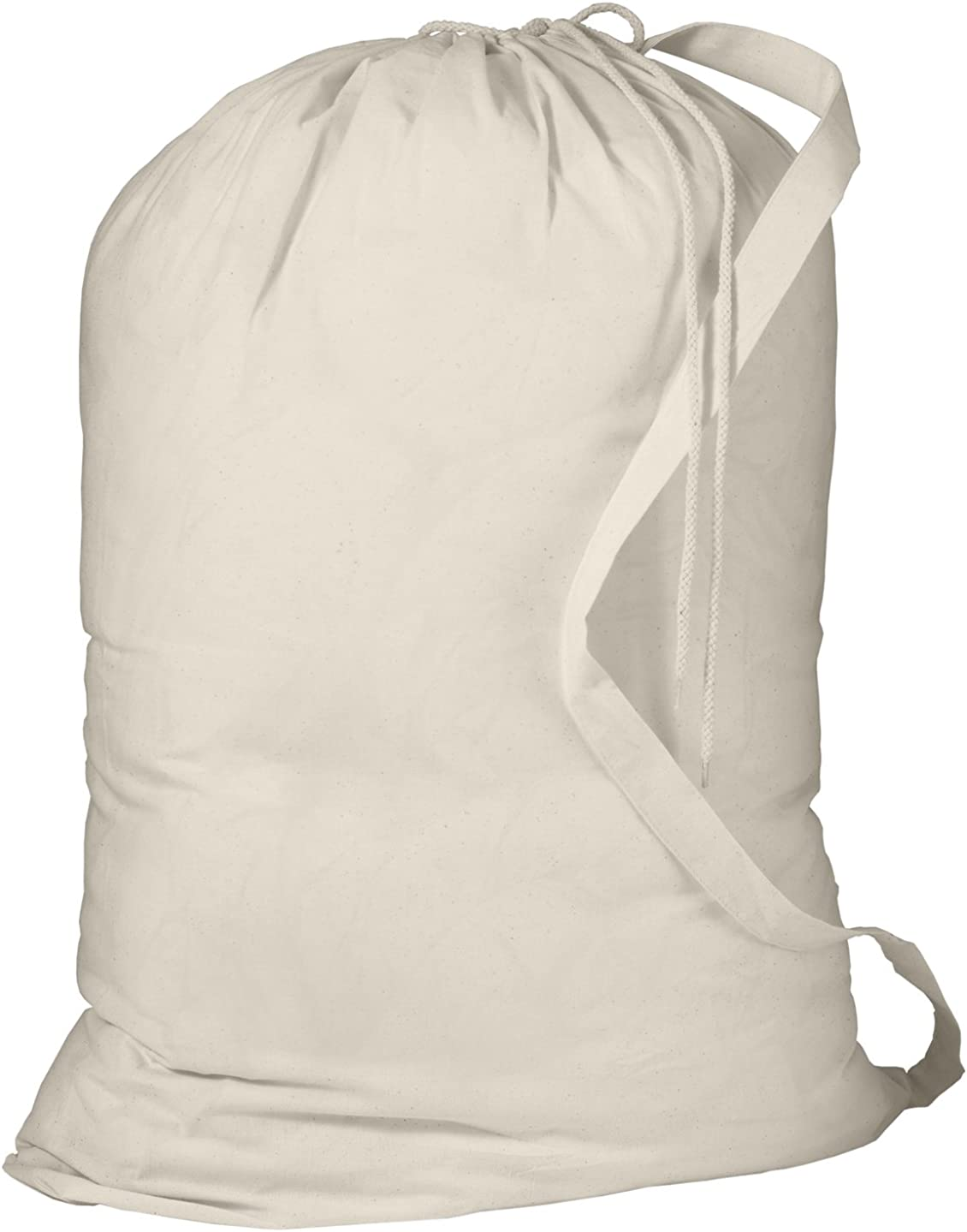 Port & Company luggage-and-bags Laundry Bag OSFA Natural