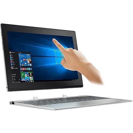 Lenovo Miix 320 10 1 Detachable Touchscreen 2in1 Tablet with  Keyboard/Laptop 2GB/64GB Windows 10 Snow White