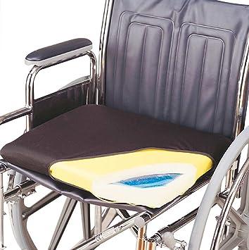 Amazon.com: Cojín de flotación de gel para silla: Beauty