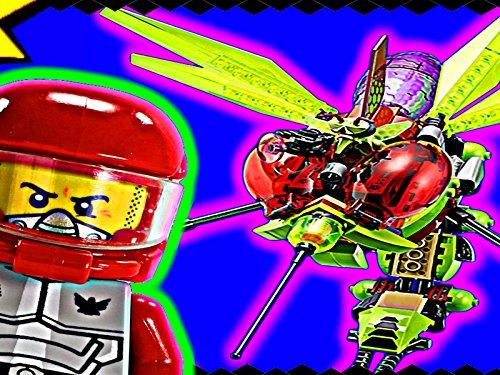 Agent Stinger Special (Clip: Warp Stinger)