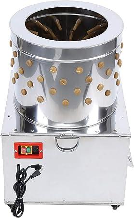 Top Chicken Plucker Plucking Machine Stainless Steel Poultry De-Feather Machine