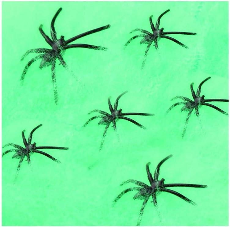 Miss Fortan Halloween 6 aráguila realistas de Insectos de plástico ...