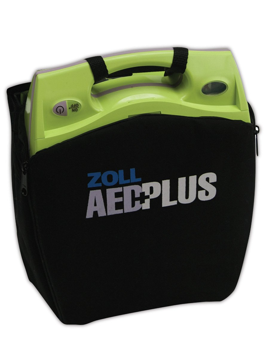Zoll 8000-0802-01 AED Soft Case, Black 8000080201CC