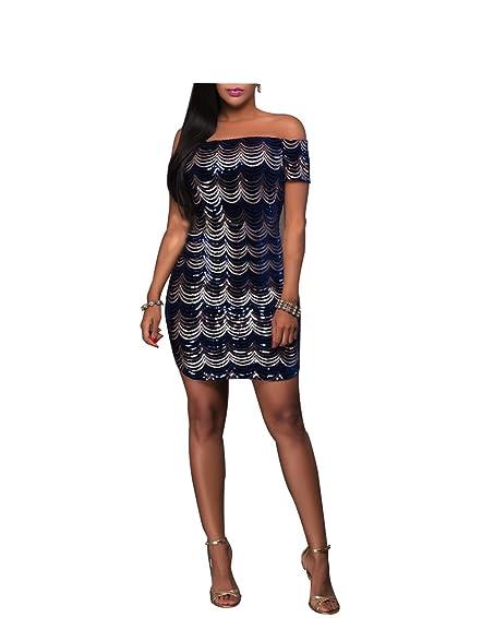Paule Barra pescoço patchwork bodycon mulheres mini vestidos de lantejoulas seqinned jrry clube dress vestidos