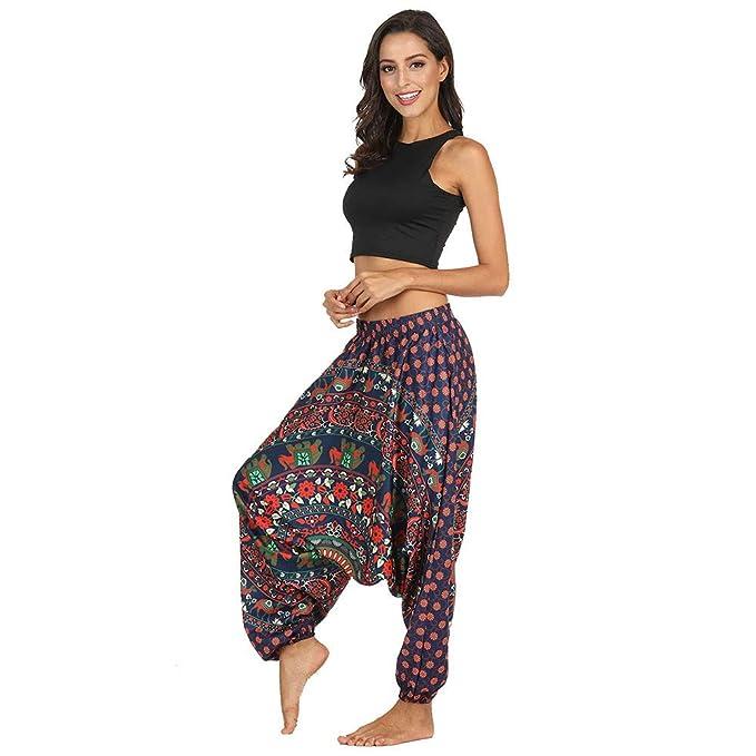 beetleNew Mujer Ropa Pantalones de Yoga, Nacional de ...