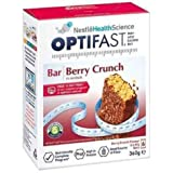 Optifast VLCD Berry Crunch Bars 60g x 6 Pack