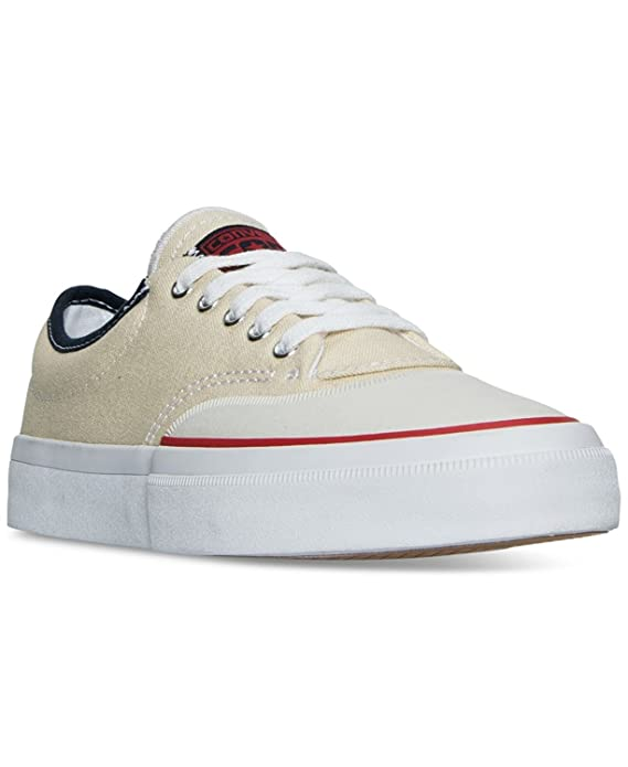 69002045c9ab Converse Crimson Americana Ox Buff Obsidian Casino Men s Skate Shoes   Amazon.fr  Chaussures et Sacs