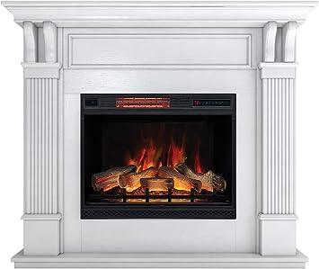 Amazon Com Dragonblaze Electric Fireplace Premium Mantel