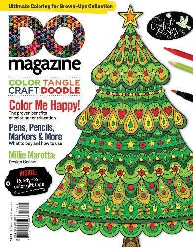 Download DO Magazine: Color, Tangle, Craft, Doodle (#2) PDF