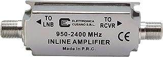 SA01–Amplificateur de Ligne pour signaux Sat–Gain de 24dB